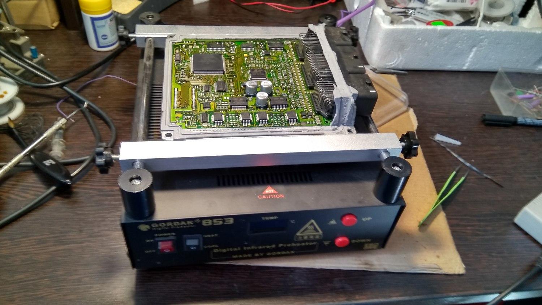 Программатор Nitro OBD2 для чип-тюнинга бензиновых автомобилей. купить в магазине ELMSCAN.RU